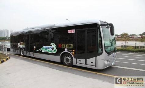"""""""长沙制造""""的比亚迪k9电动大巴让湖南人看到了希望 电动车时代网配图"""