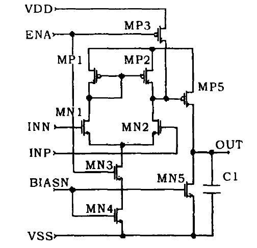 该系统中主要包括过充电检测电路(vd1)