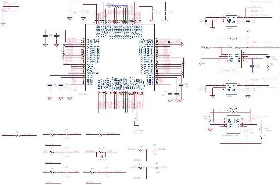 cmos图象视频采集系统工作原理
