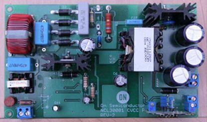 功率因数校正led驱动器                  652a的单段转换器电路的