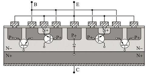 数码分段开关与变压器接线图