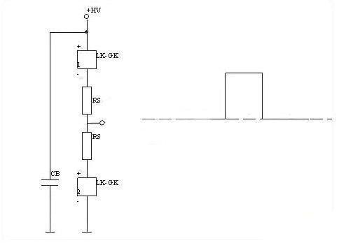 脉冲高压电源的实现方法