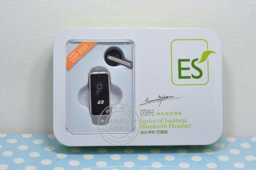 茵悦商务蓝牙耳机e520包装
